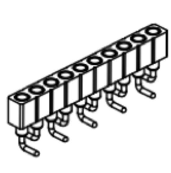Produkt Nr. BP200151 (2.00 mm Pitch; SMT)