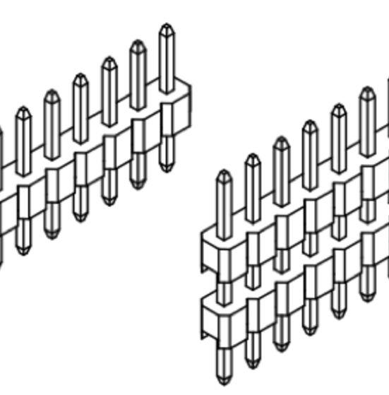 Produkt Nr. A200101 (2,00 mm Pitch; THT )
