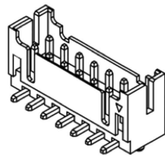 Produkt Nr. C200412 (2.00 mm Pitch; SMT)