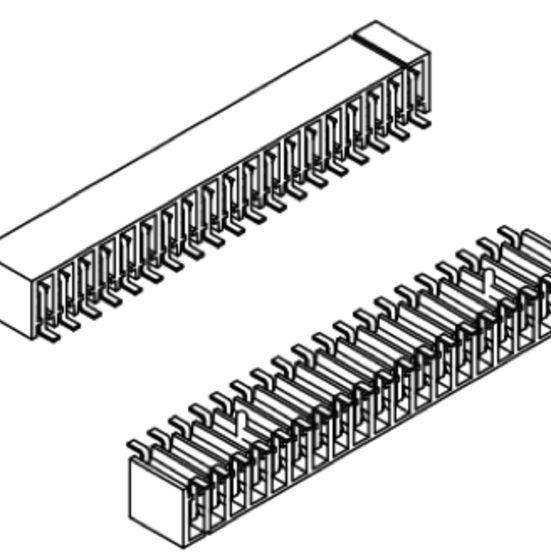 Produkt Nr. B200160 (2.00 mm Pitch; SMT)