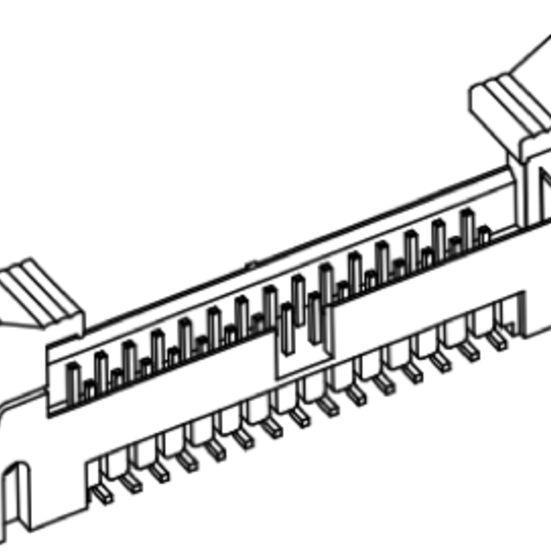 Produkt Nr. A200196 (2.00 mm Pitch; SMT )
