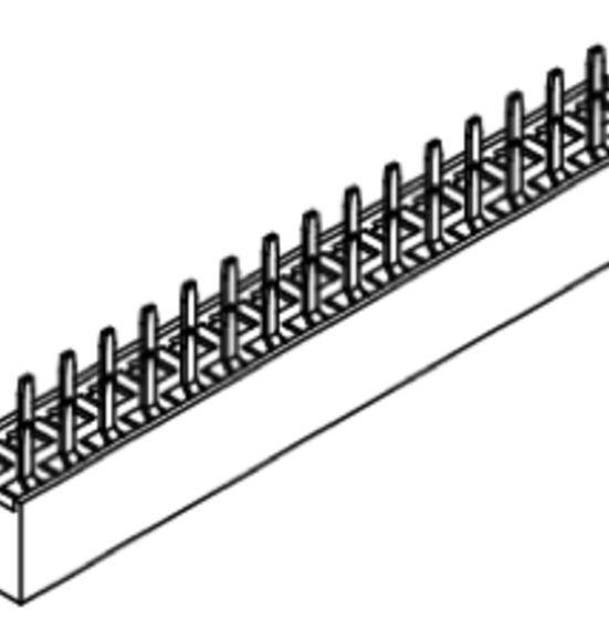 Produkt Nr. B200102 (2.00 mm Pitch; THT)