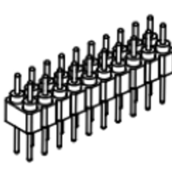 Produkt Nr. AP254110 (2.54 mm Pitch; THT)