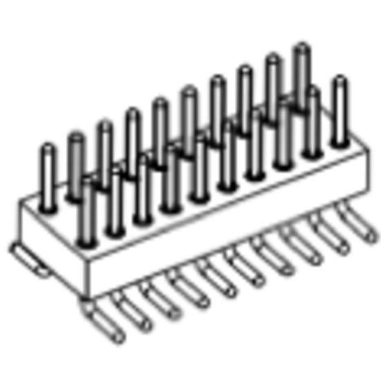 Produkt Nr. AP127152 (1.27 mm Pitch; SMT)