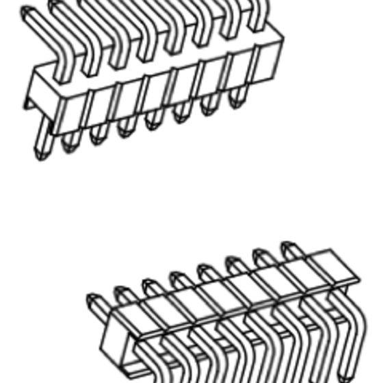 Produkt Nr. A200121 (2.00 mm Pitch; THT)