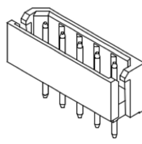 Produkt Nr. C250405 (2.50 mm Pitch; THT)