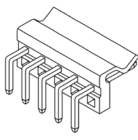 Produkt Nr. C508402 (5.08 mm Pitch; THT)