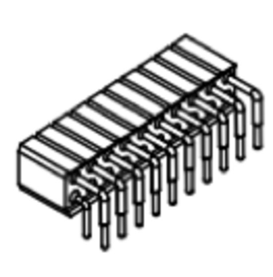 Produkt Nr. BP254132 (Dual Row Precision F)