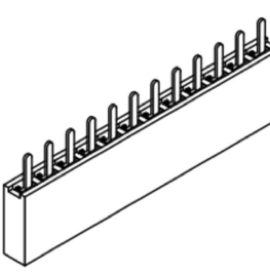 Produkt Nr. B254101 (2.54mm Pitch; THT)