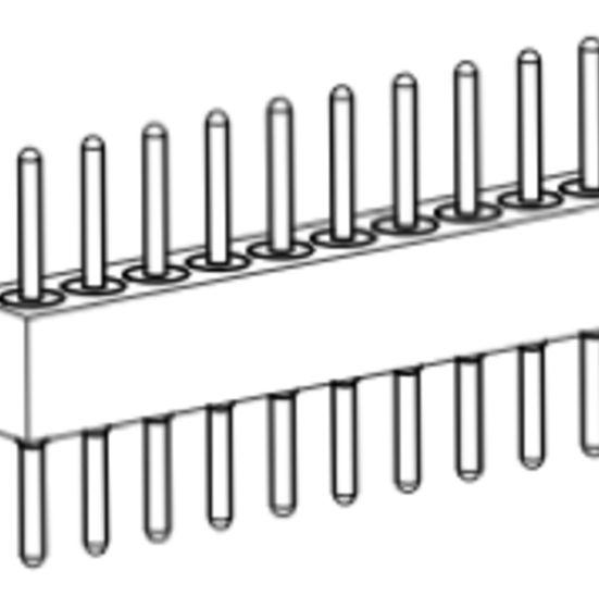 Produkt Nr. AP177101 (1.77 mm Pitch; THT)