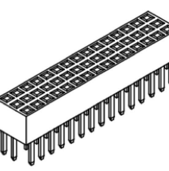 Produkt Nr. B200170 (2.00 mm Pitch; THT)