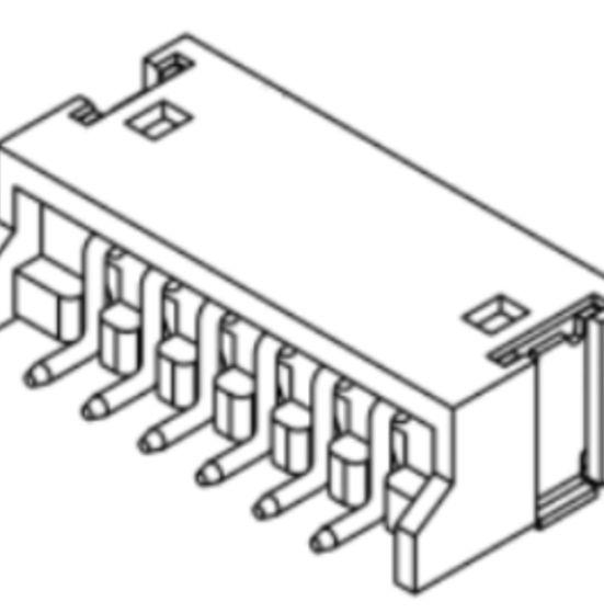 Produkt Nr. C150401 (1.50 mm Pitch; SMT)