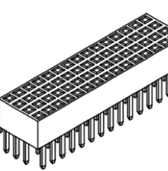 Produkt Nr. B200180 (2.00 mm Pitch; THT)