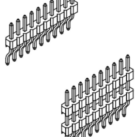 Produkt Nr. A200157 (2.00 mm Pitch; SMT)