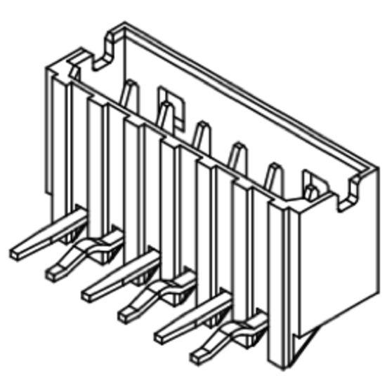 Produkt Nr. C200403 (2,00 mm Pitch, THT)