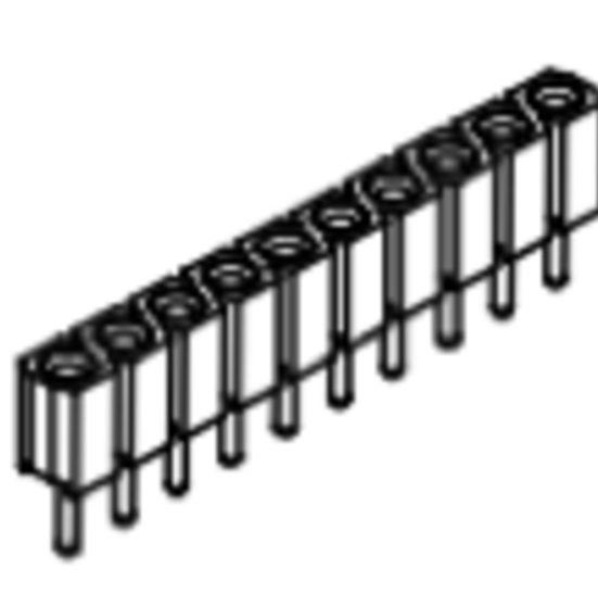 Produkt Nr. BP254119 (2.54 mm Pitch; THT)