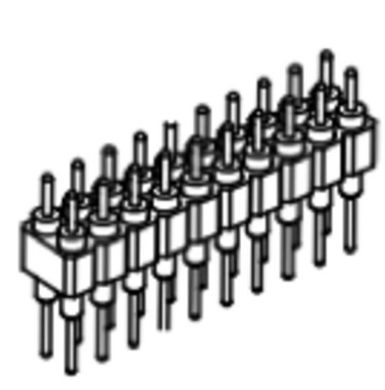 Produkt Nr. AP254114 (2.54 mm Pitch; THT)
