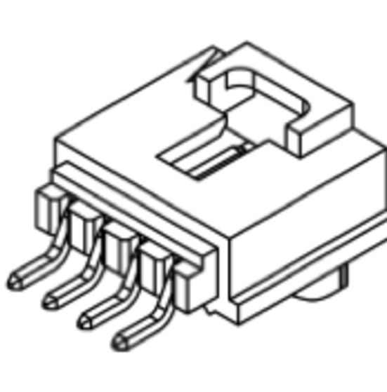 Produkt Nr. C254401 (2.54 mm Pitch; SMT)