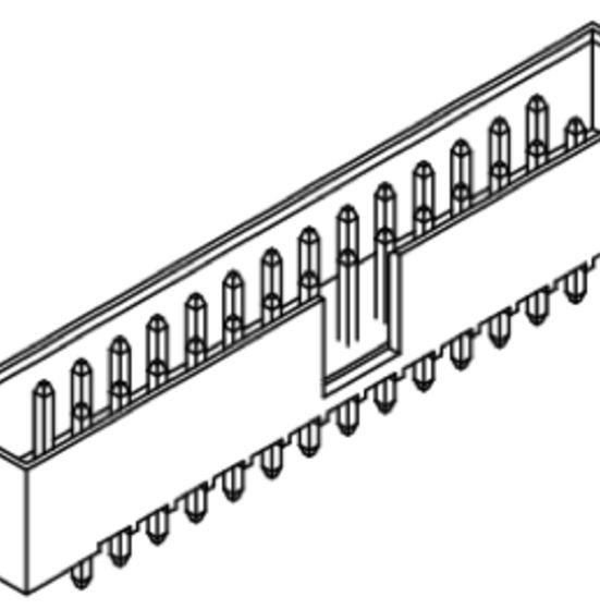 Produkt Nr. A200180 (2.00 mm Pitch; THT )