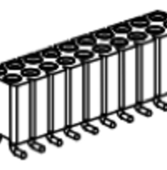 Produkt Nr. BP254158 (2.54 mm Pitch; SMT)