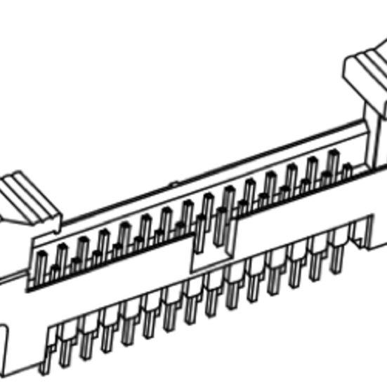 Produkt Nr. A200192 (2.00 mm Pitch; THT)
