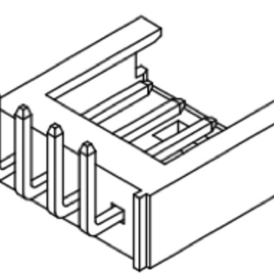 Produkt Nr. C254403 (2.50 mm Pitch; THT)
