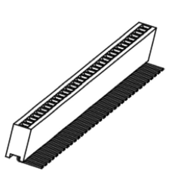 Produkt Nr. B127121 (1.27 mm Pitch; THT)