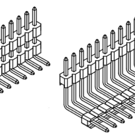 Produkt Nr. A200127 (2.00 mm Pitch; THT)