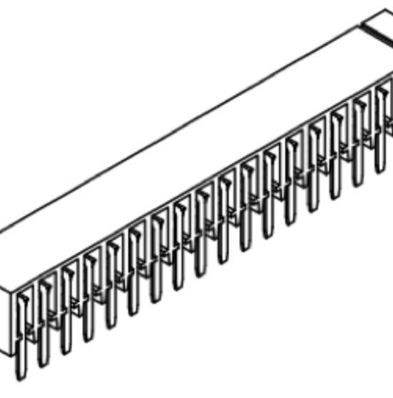 Produkt Nr. B200122 (2.00 mm Pitch; THT)