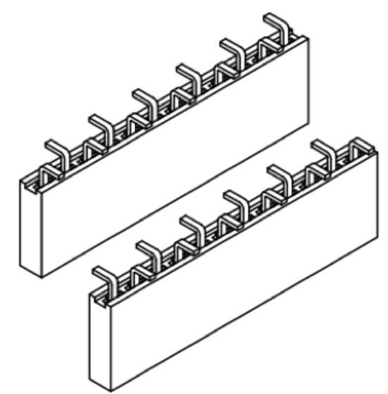 Produkt Nr. B254155 (2.00 mm Pitch; SMT)